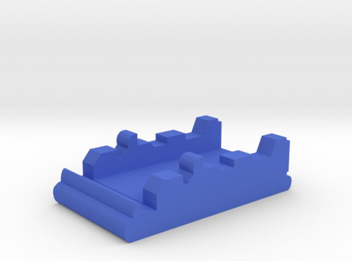 Game Piece, Blue Force Landing Hovercraft 3d printed