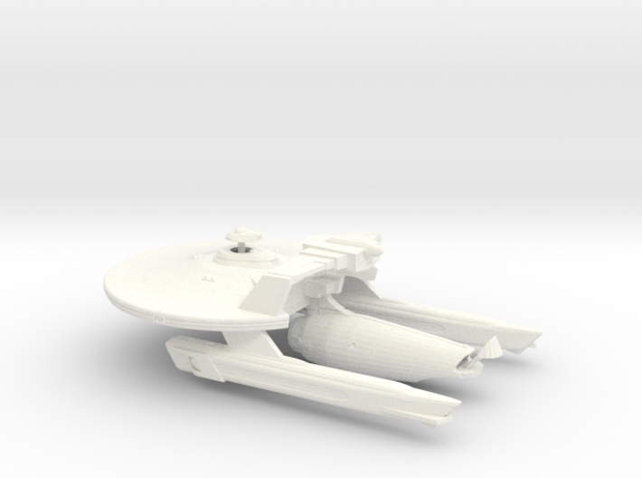 Smooth Uss Armstrong 2500 3d printed