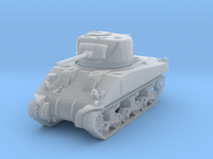 PV142B M4 Sherman (Early Production) (1/100) 3d printed
