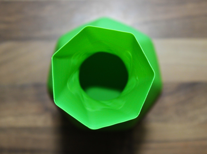 Twisted Vase 3d printed