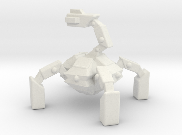 Spidermech Sentry 3d printed