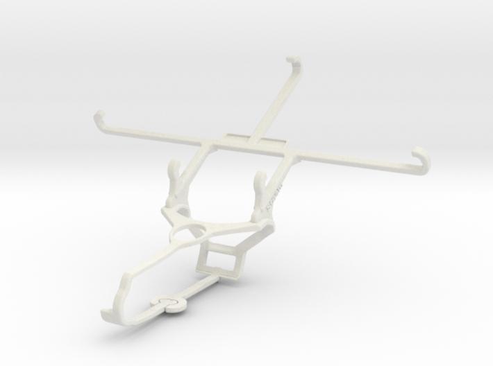 Controller mount for Steam & verykool SL6010 Cypru 3d printed
