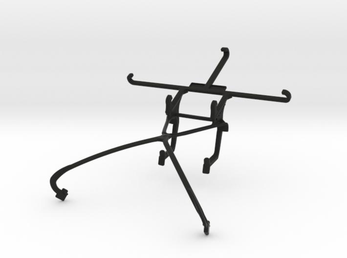 NVIDIA SHIELD 2014 controller & ZTE nubia My Pragu 3d printed