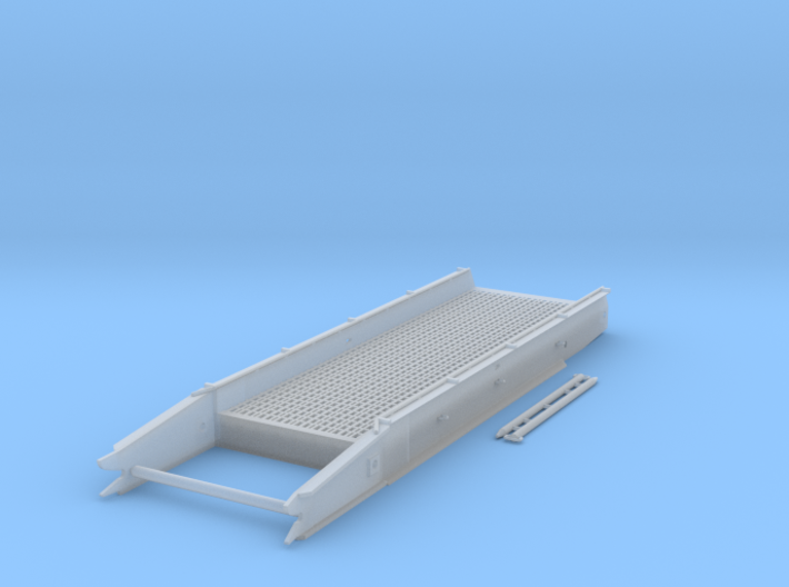 Treadway Bridge Section 3d printed