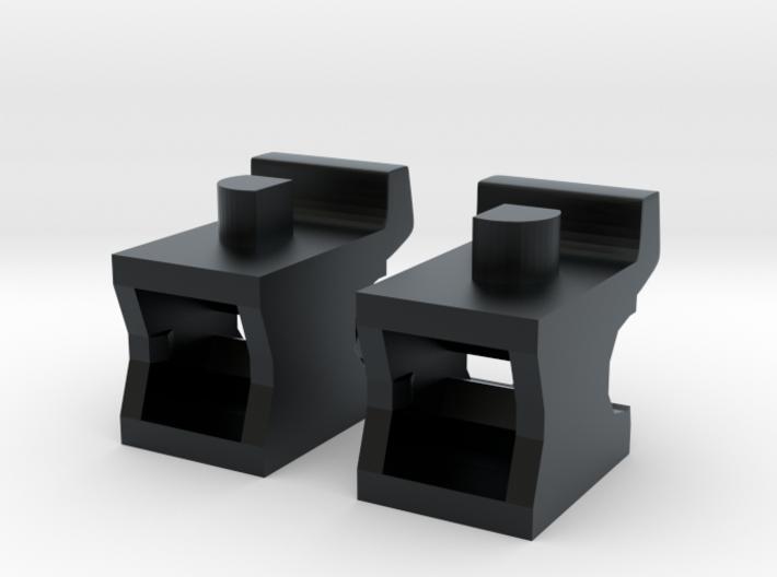Spinout Fix; Shoulder Articulation 3d printed