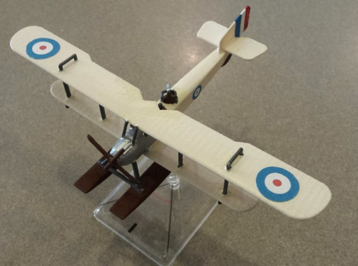 Fairey F.17 Campania 3d printed Paint job and photo courtesy clipper1801 at wingsofwar.org
