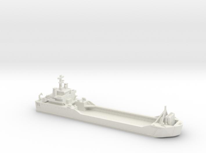 1/700 Scale Kuroda LSV 3d printed