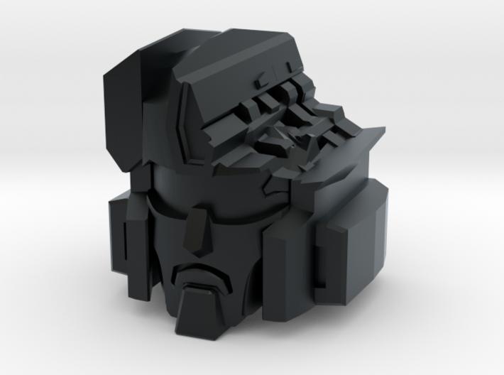 Cranky Offroader Head - Shot 3d printed