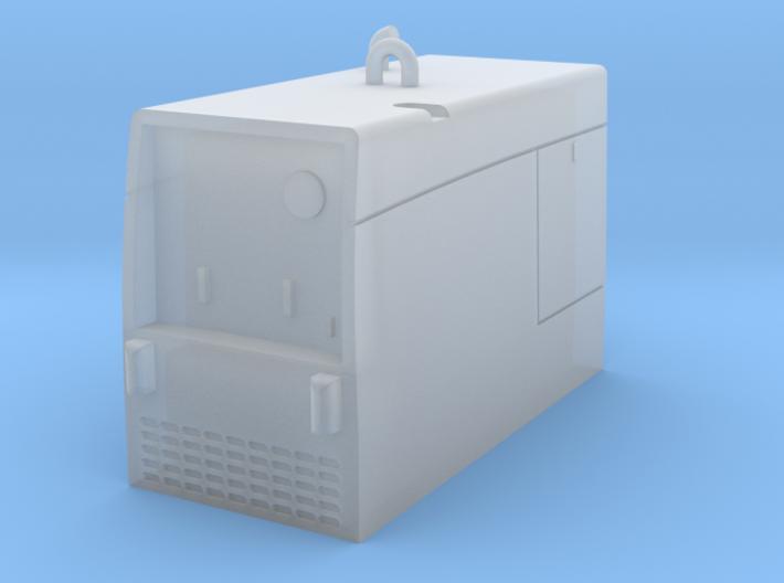 1/45 Generator/Welder Trailblazer 302 Gas 3d printed