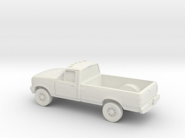 1/87 1994 Ford F Series -Single Cab 3d printed