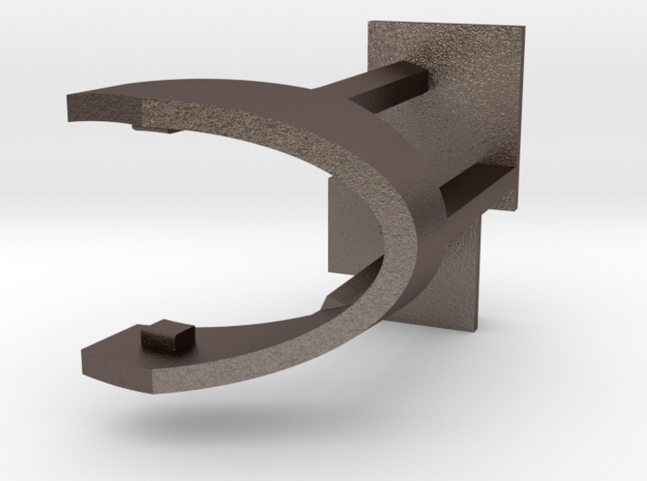 Branding Iron for a BIC Classic 3d printed