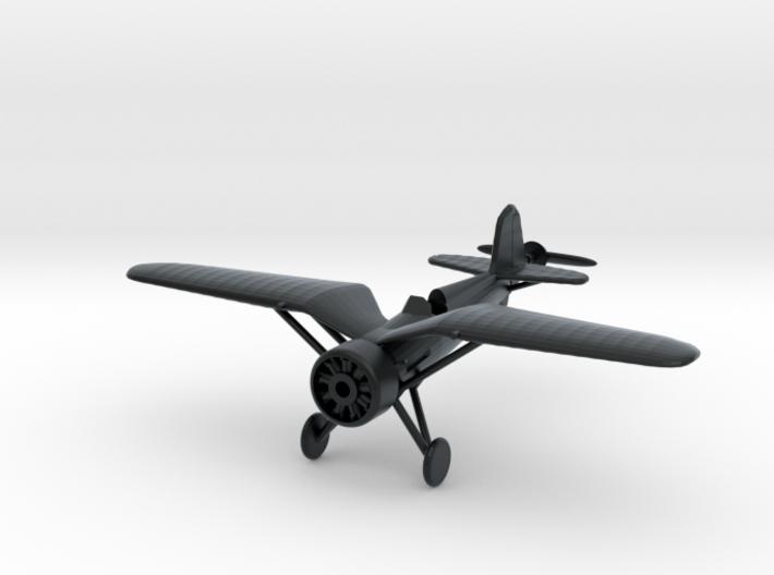 1/144 PZL P11 3d printed