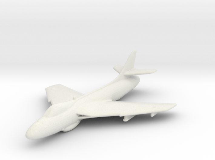Hawker Hunter F.6 3d printed