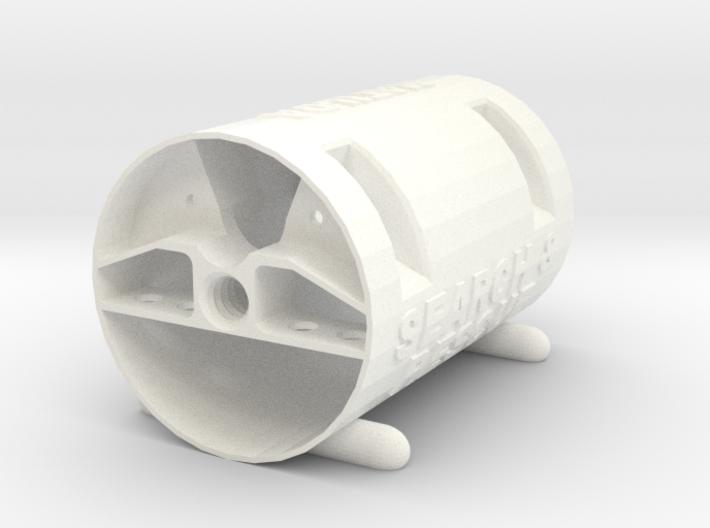 Matilda - Part 1: Capsule #SAR3DP 3d printed