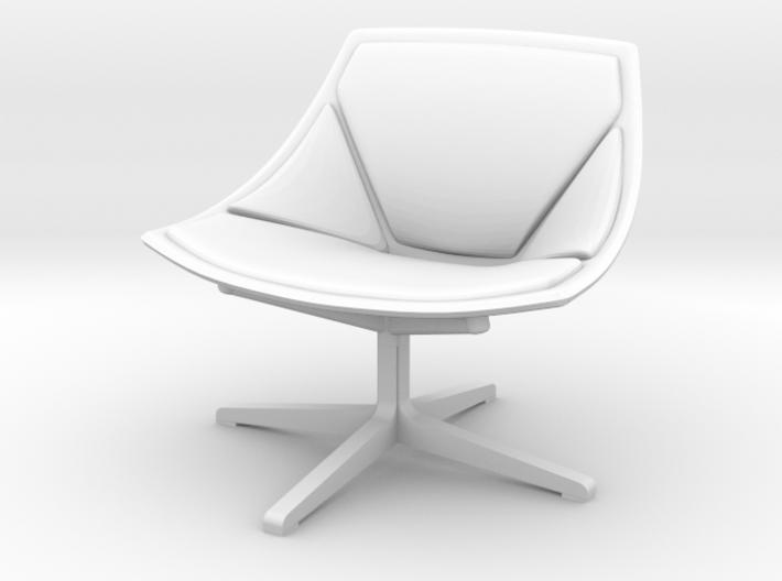 Minuscule Chair - JJürgen Laub & Markus Jehs 3d printed