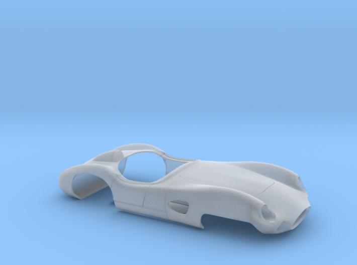 1/40 Aston Martin DBR1 3d printed