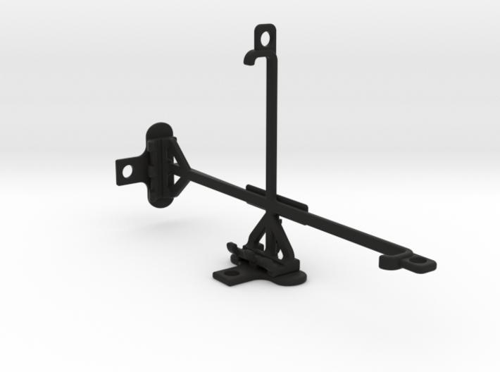 BLU Neo XL tripod & stabilizer mount 3d printed