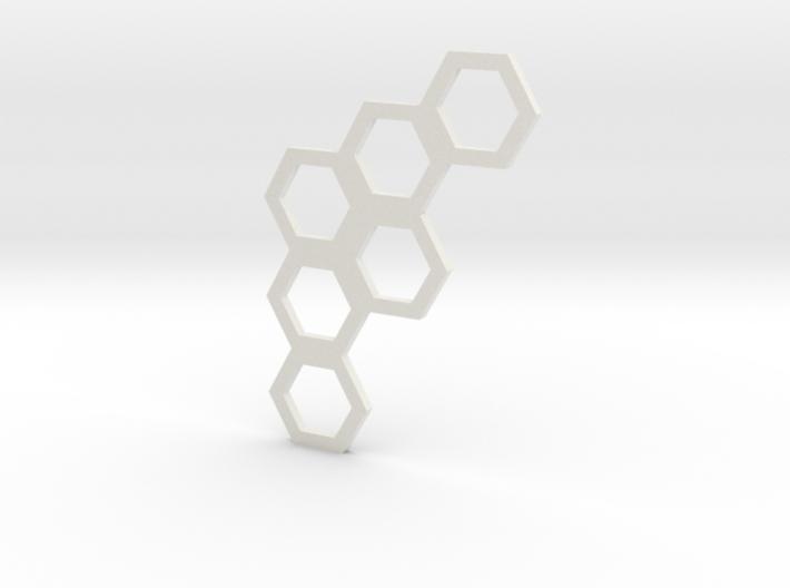 Hive Mind (Piece 13) 3d printed