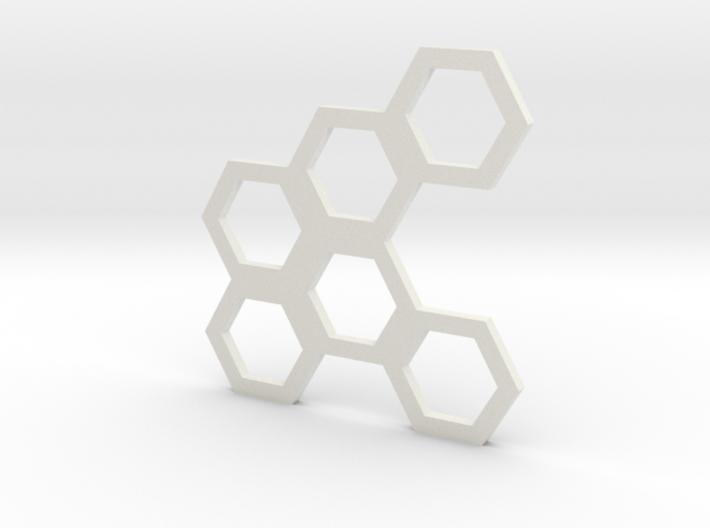 Hive Mind (Piece 18) 3d printed