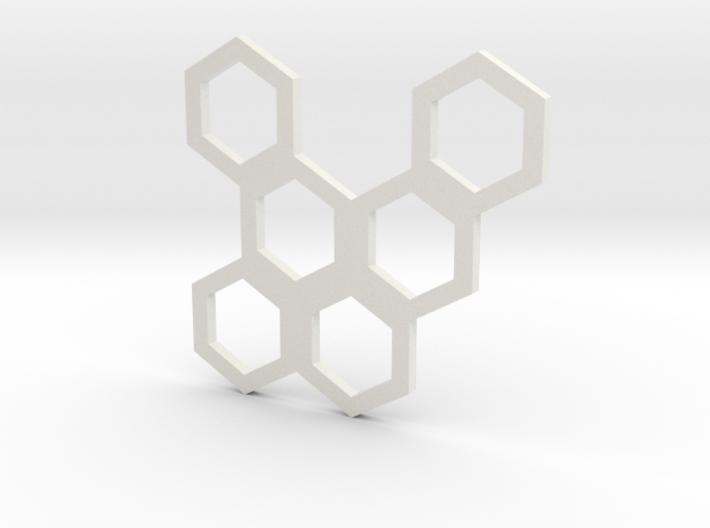 Hive Mind (Piece 19) 3d printed