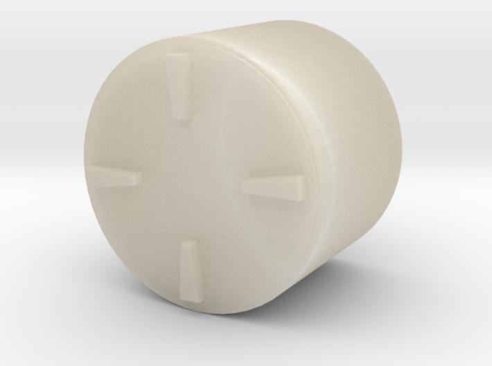 Small Head-box 3d printed