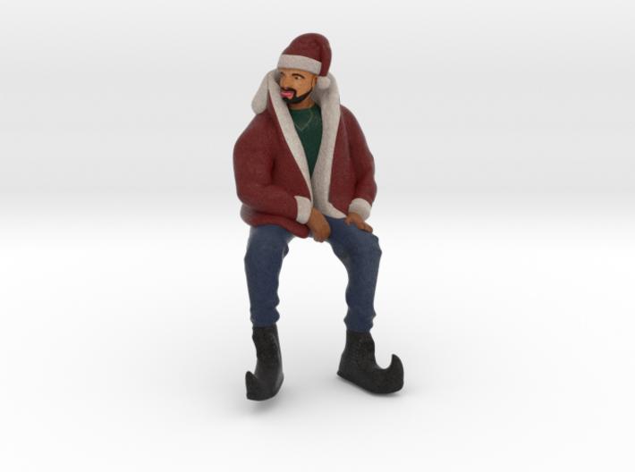 Christmas Drake | Drizzy Dringle 3d printed