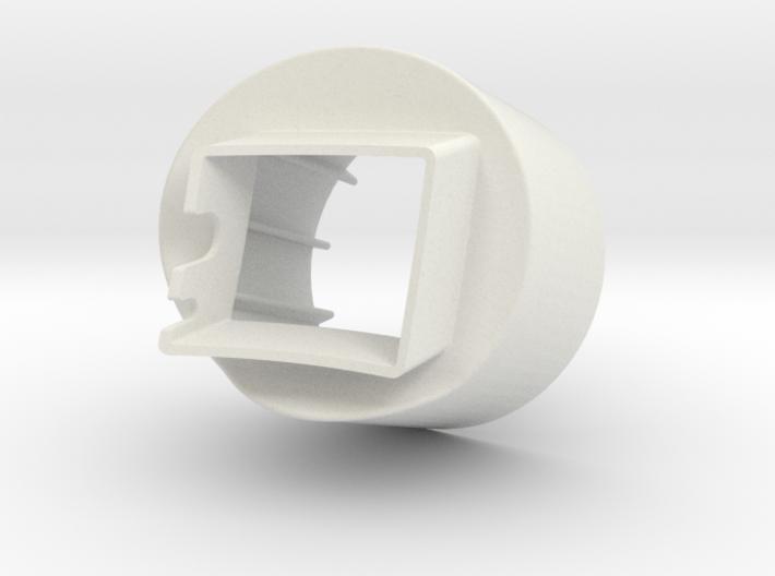 Aillio Bullet R1 Roaster - Exhaust Adaptor 80mm 3d printed