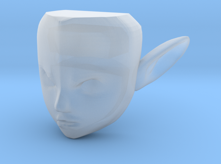 Classic Face for A Link Between Worlds Figma 3d printed