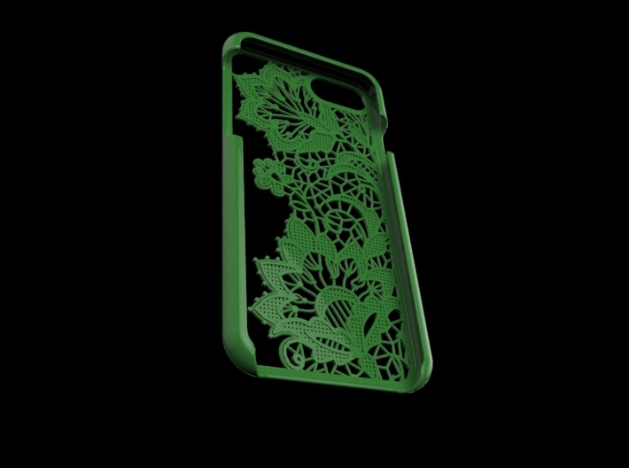 Lace - iphone 7 case 3d printed