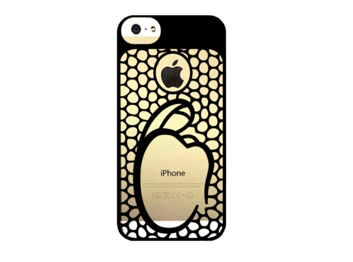 Iphone5 Case - Mother and child 3d printed