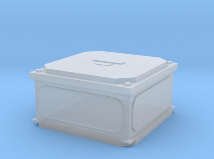 Spur2 Elektroverteilerkasten NSHV 3d printed
