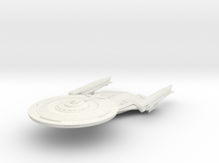 Discovery Class VI Cruiser 3d printed