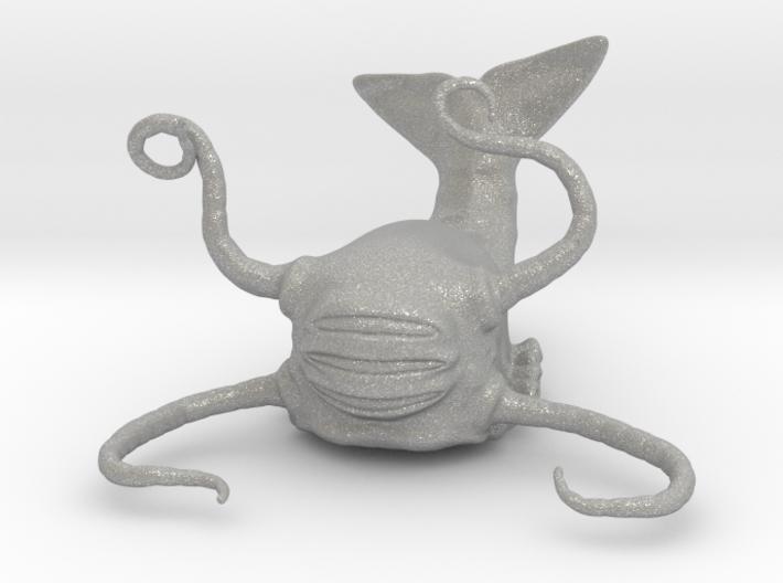 Aboleth Miniature 3d printed