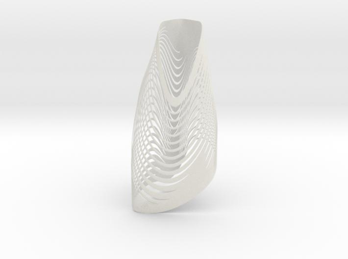 Lamp Shade 40cm tall 3d printed