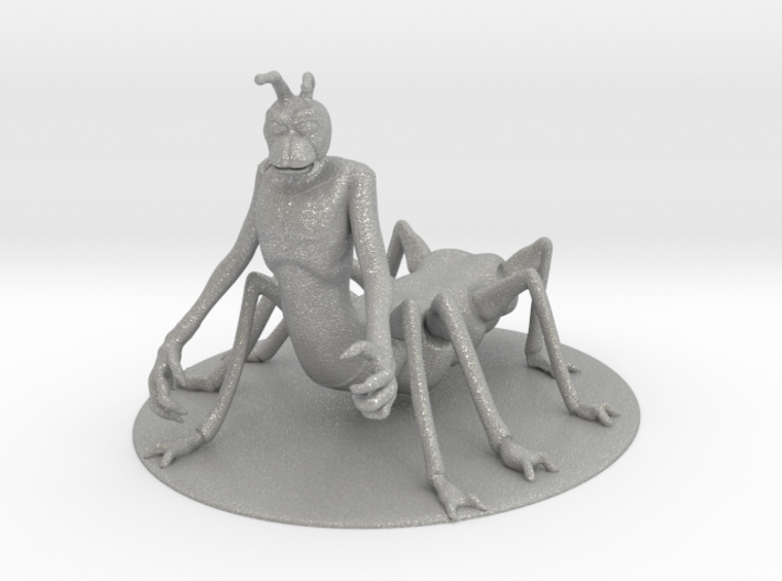 Vrusk Miniature 3d printed