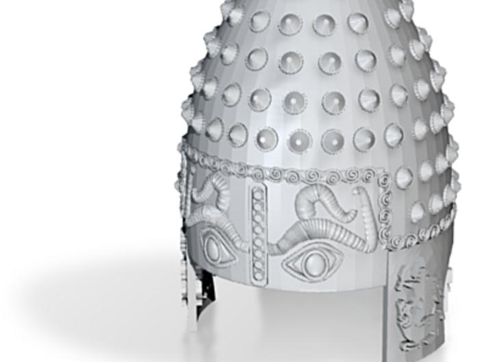 Replica Helmet geto-dac 3d printed