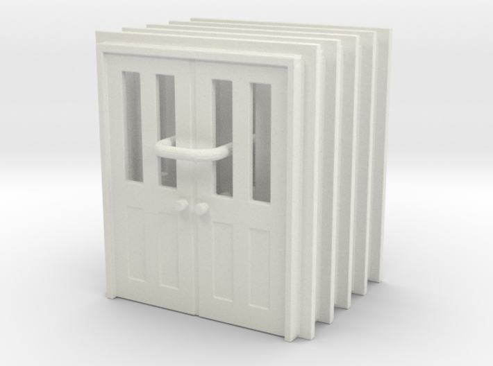 Door Type 7 - 760D X 2000 X 5 3d printed