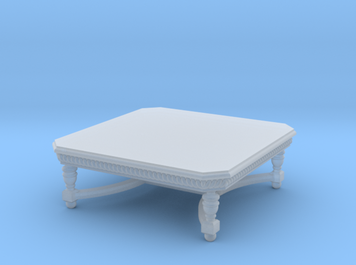 1:48 Nob Hill Coffee Table 3d printed