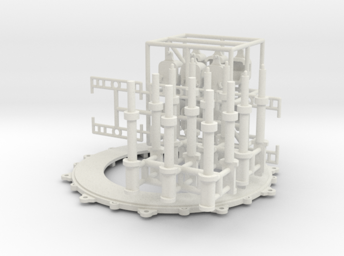 "Umbausatz ""Swingmill"" Version 2 für 1:160 (N scale 3d printed"