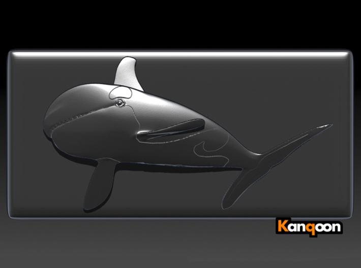 Orca 2016 bigger 17.2mm 3d printed