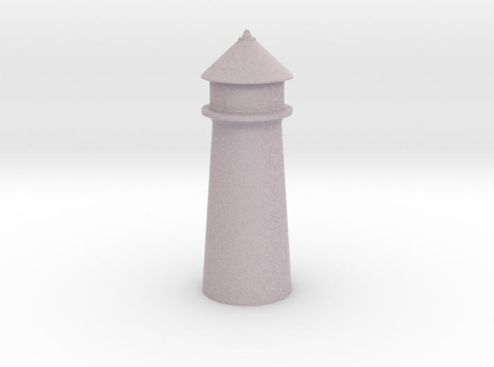 Lighthouse Pastel Purple 3d printed Lighthouse Pastel Purple