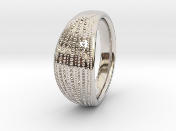 Sea urchin 3d printed