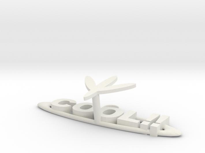 Key Hanger 3d printed