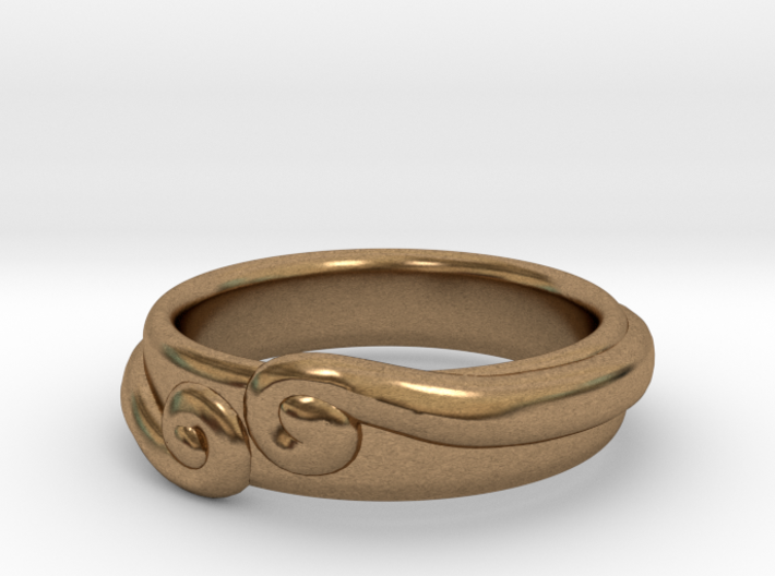 The Secret Ring 3d printed