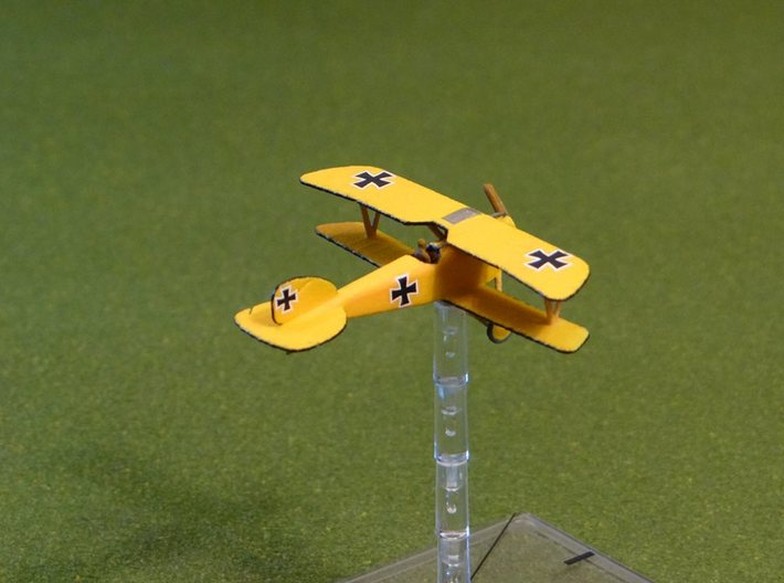 Albatros (Oeffag) D.III Series 253 1:144th 3d printed