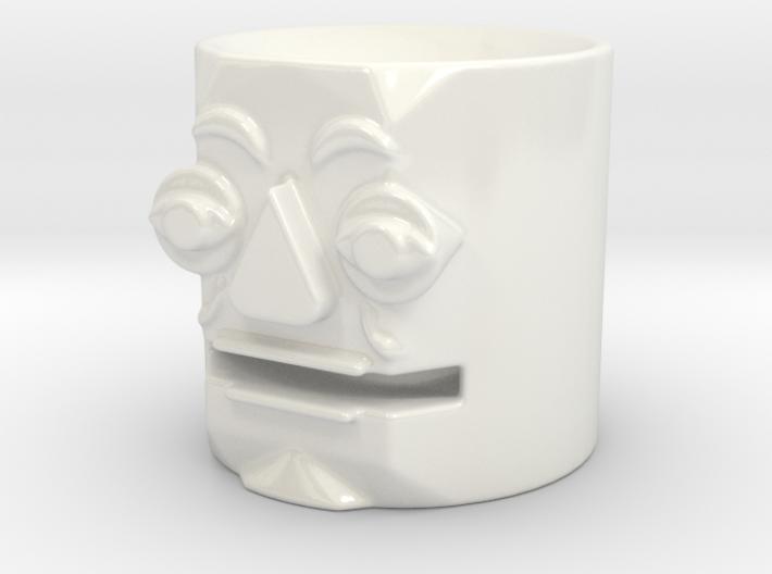 Ceramic Amplifier Head 3d printed