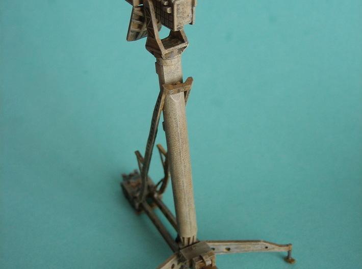 SA10 Grumble Bat. Command 1/285 6mm 3d printed