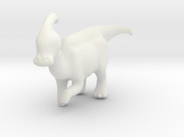 MLParasaurolophus 3d printed