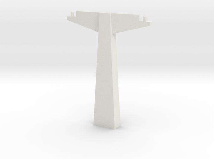 Pylon WDW Dual (HO scale) 3d printed