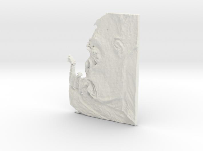 Gorilla 2 Pendant 3d printed